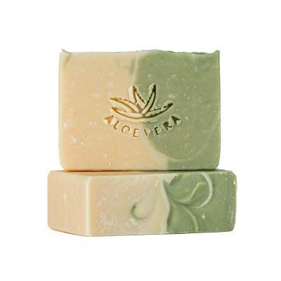 סבון ג'ל אלוורה טבעי
