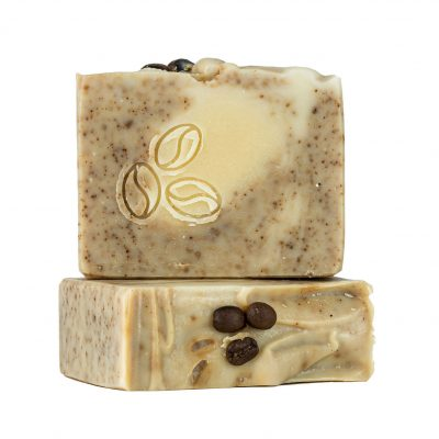 סבון פילינג גוף קפה מנטה